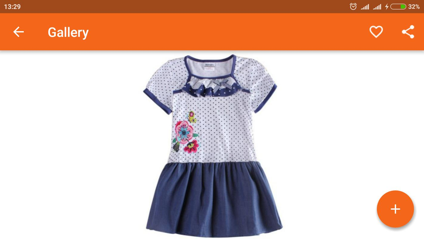 c53a711562e7 Latest Baby Frock Designs for Android - APK Download