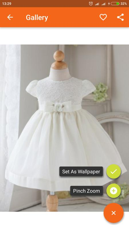 d38d23f9f Latest Baby Frock Designs for Android - APK Download