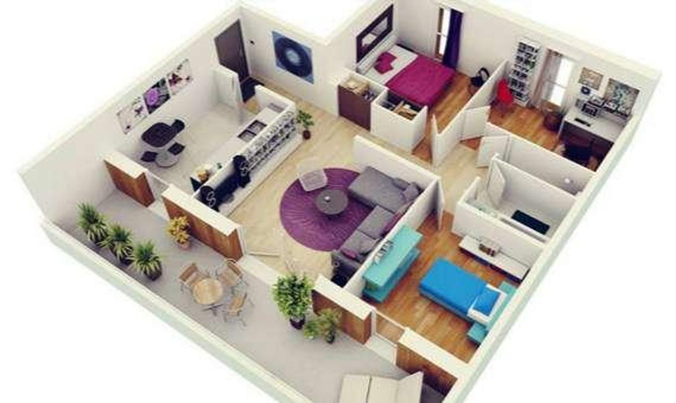 3d Modern House Plans For Android Apk Download