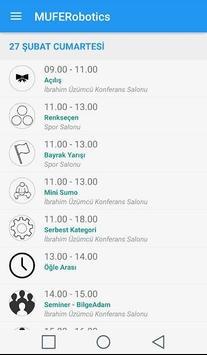 Uluslararası Marmara Robot Olimpiyatları screenshot 1
