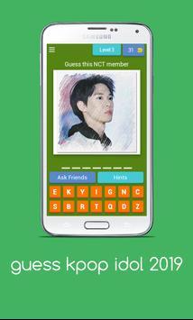 guess kpop idol 2019 screenshot 3