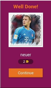 Guess The Football Player screenshot 1