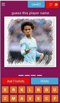 Guess The Football Player screenshot 2