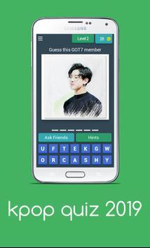 kpop quiz 2019 screenshot 2