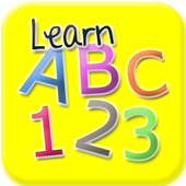 Kids Learn Alphabet & Numbers - Reading & Writing icon