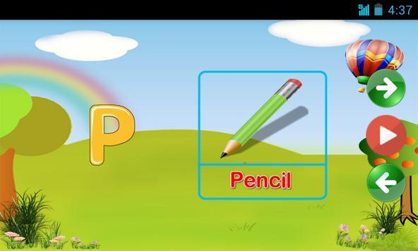 Kids Learn Alphabet & Numbers - Reading & Writing screenshot 1