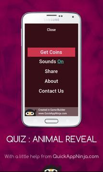 Quiz Animal Reveal screenshot 6