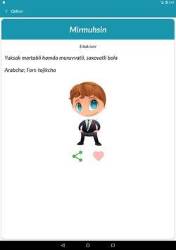 Ismlar Ma'nosi screenshot 11