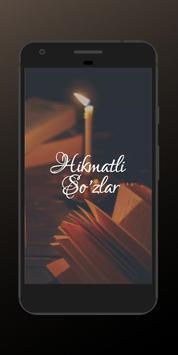 Hikmatli So'zlar 2019 poster