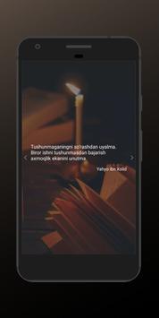 Hikmatli So'zlar 2019 screenshot 2