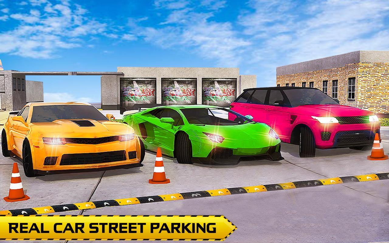Parkplatz Spiele