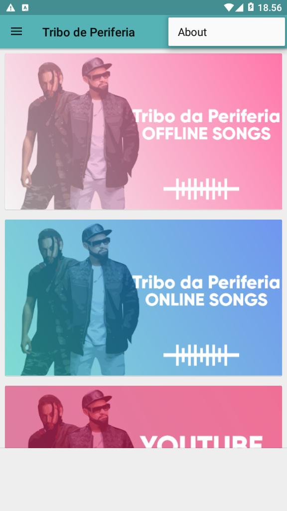 Tribo De Periferia Top Song 2019 For Android Apk Download