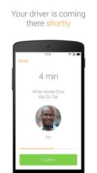 WeGO Taxi screenshot 2