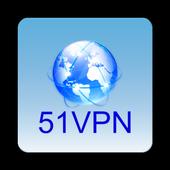 51VPN icon