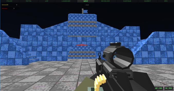 Extreme Crazy Pixel Combat Multiplayer screenshot 7