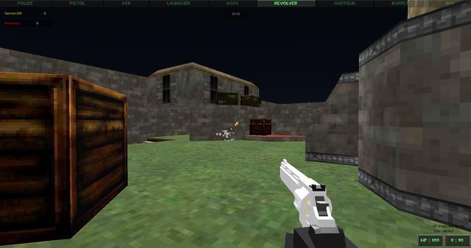 Extreme Crazy Pixel Combat Multiplayer screenshot 8