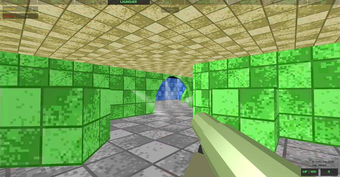 Extreme Crazy Pixel Combat Multiplayer screenshot 2