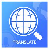 Speak and Translate: Translate all languages आइकन