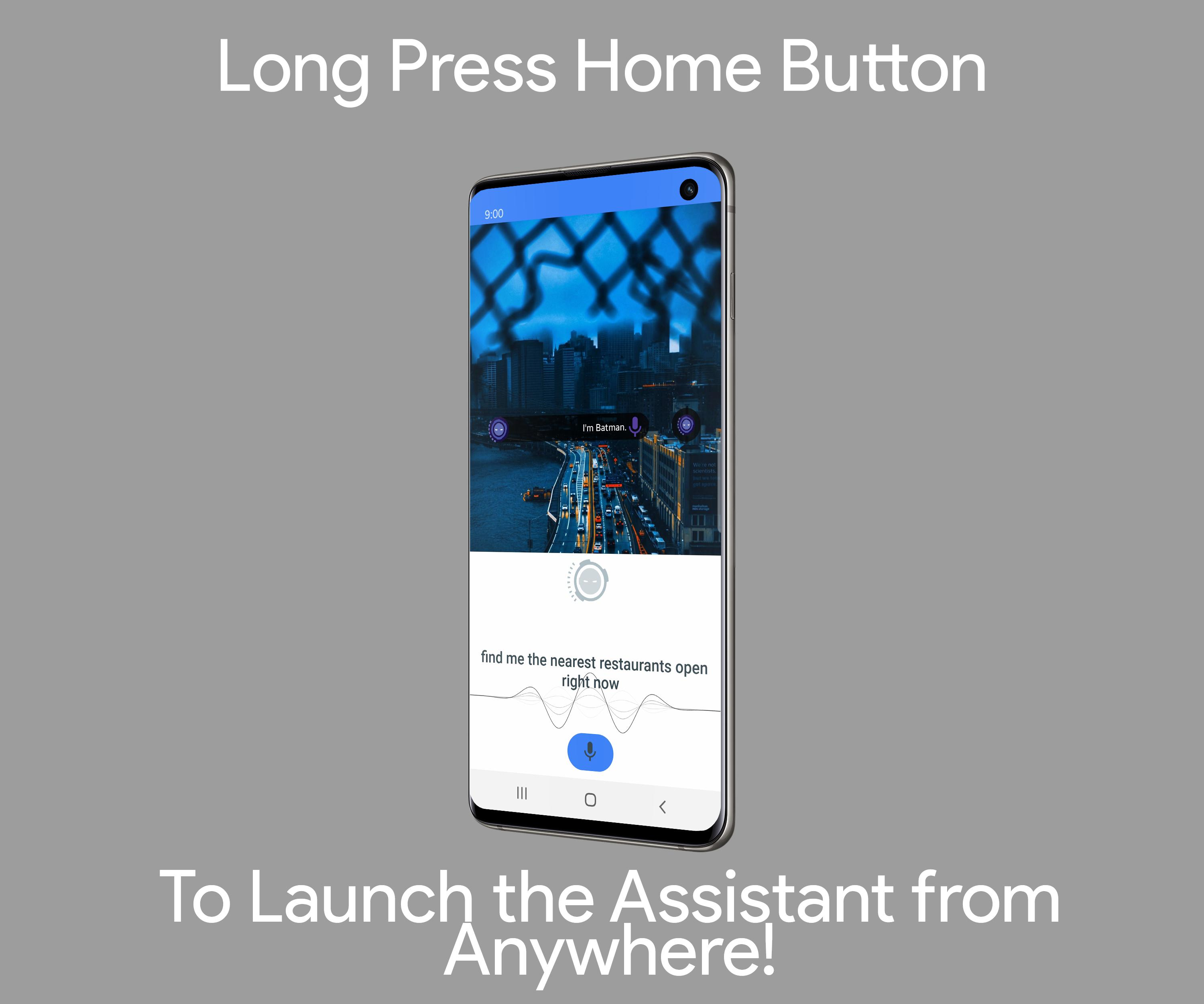 Extreme Go- Personal Voice Assistant for Android - APK Download
