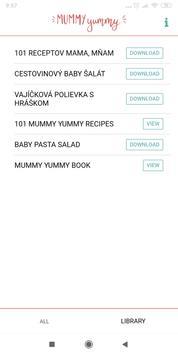 Mummy Yummy screenshot 2