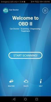 OBD2 Car Scanner – Car Diagnostic Tool for ELM327 screenshot 1