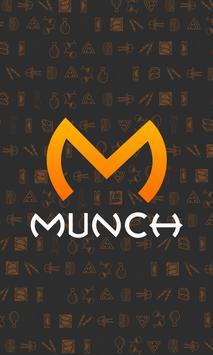 Munch Restaurants poster