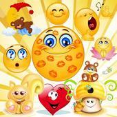 😊WAStickerApps emojis stickers for whatsapp icon