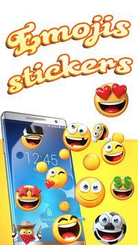 😊WAStickerApps emojis stickers for whatsapp screenshot 1