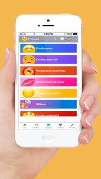 😊WAStickerApps emojis stickers for whatsapp screenshot 3