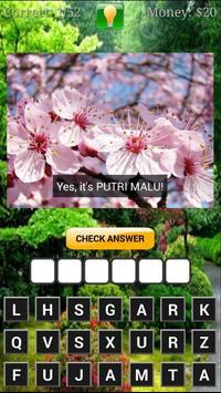 Tebak Nama Bunga screenshot 5