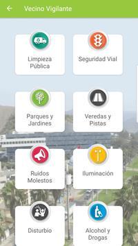 Municipalidad de La Molina screenshot 1