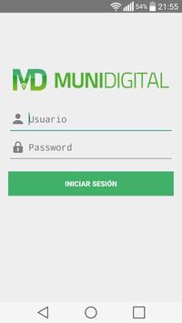 MuniDigital poster