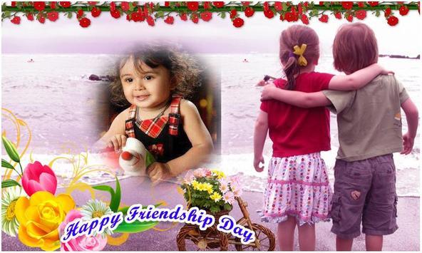 Friendship Day Photo Frams App screenshot 1