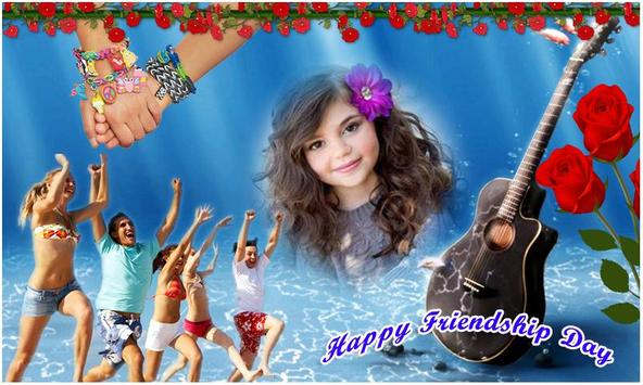 Friendship Day Photo Frams App screenshot 2