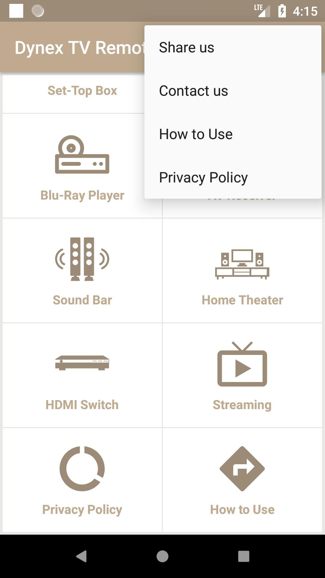 Dynex TV Remote for Android - APK Download