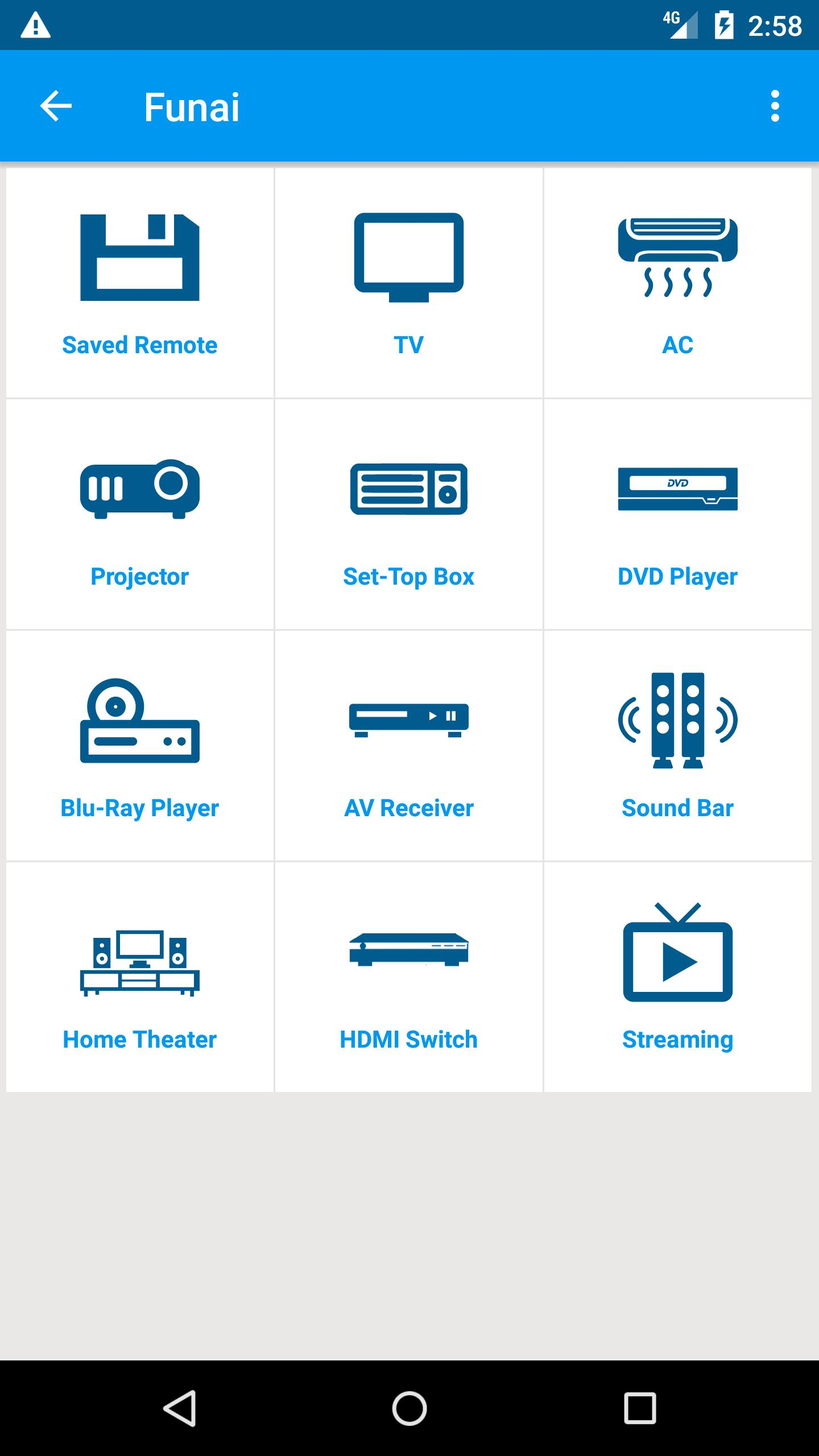 Funai TV Remote for Android - APK Download