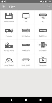Sony Blu Ray Player Remote poster