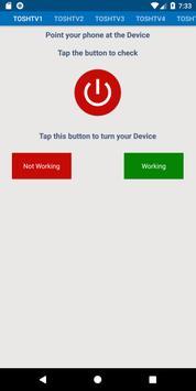 Toshiba TV Remote Control screenshot 3