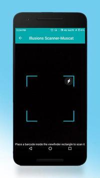 Illusions Scanner - Muscat screenshot 3