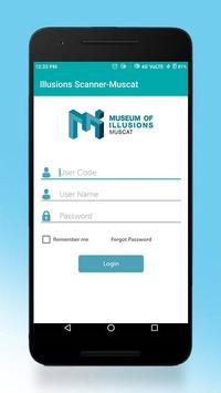 Illusions Scanner - Muscat screenshot 1