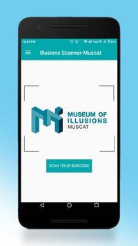 Illusions Scanner - Muscat screenshot 2