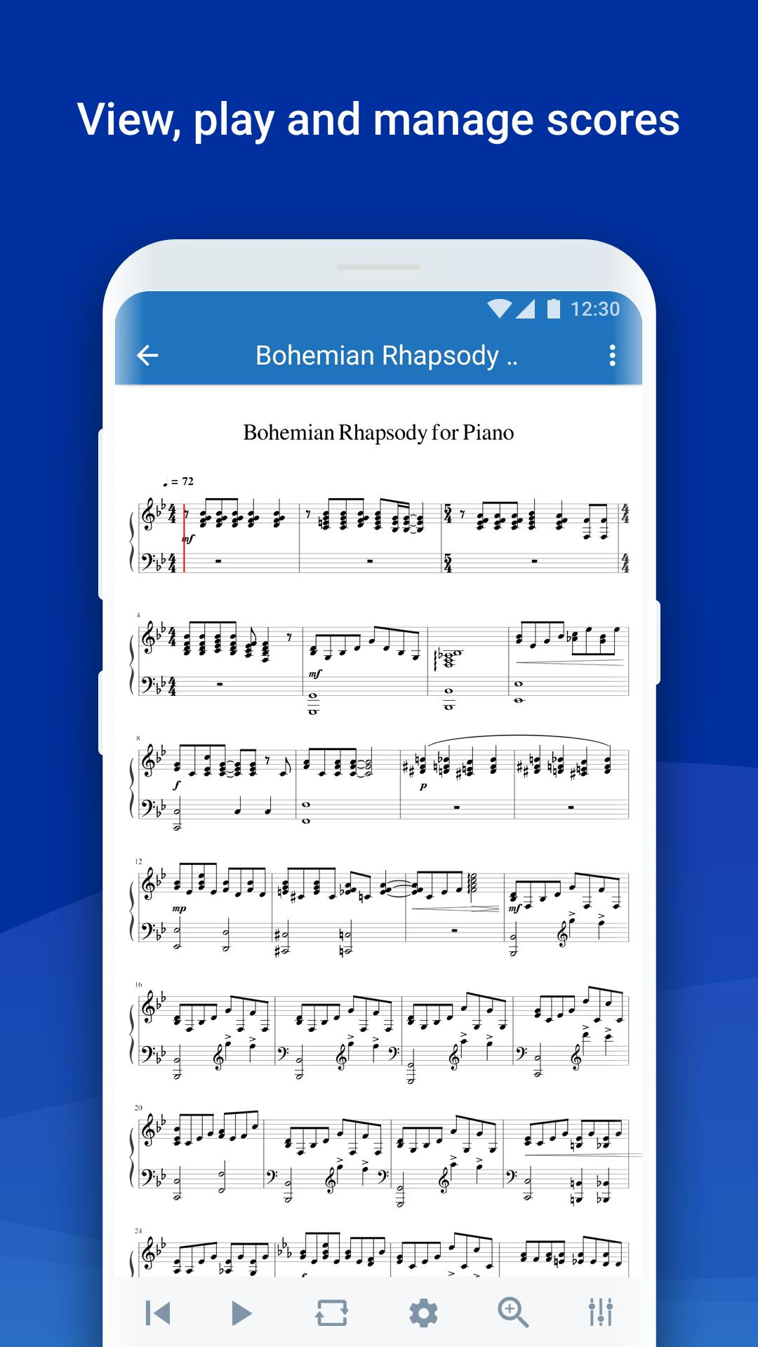 MuseScore for Android - APK Download