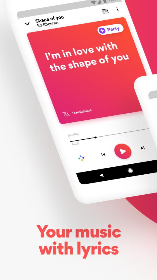 Musixmatch for Android - APK Download