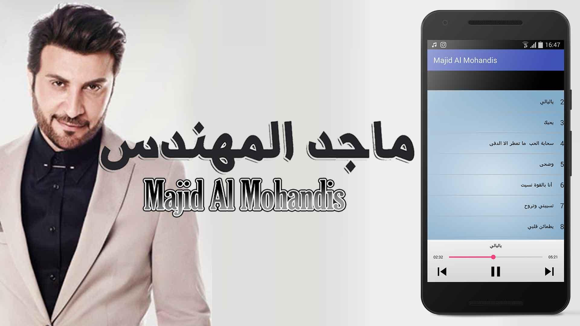 MOHANDES TÉLÉCHARGER WINEK EL MP3 NADIT MAJED
