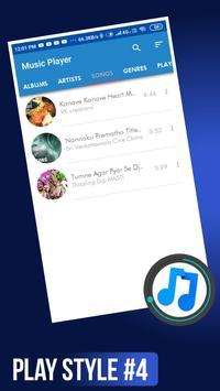 Music Player - Mp3 Player screenshot 4