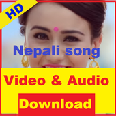 Nepali Video and MP3 Songs Free : 4k Video icon