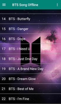 BTS Song plus Lyrics -  Offline screenshot 2