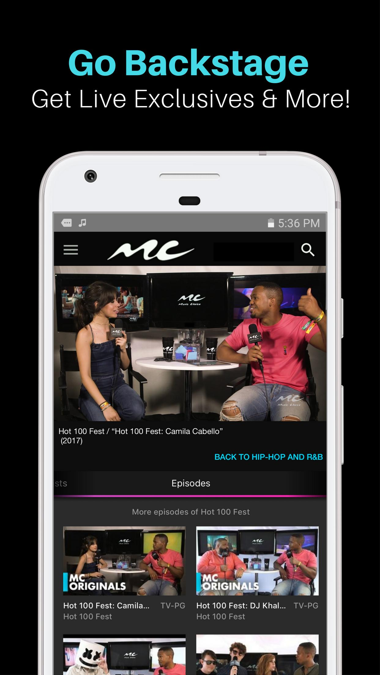 Music Choice for Android - APK Download