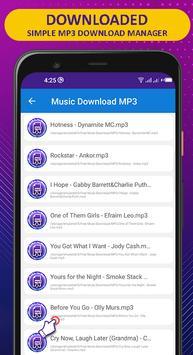 音乐下载MP3-免费歌曲下载器 截图 3