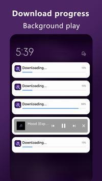 Music Downloader - Free Mp3 music download скриншот 2